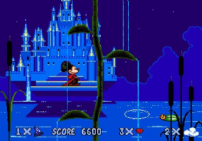 Foto Fantasia (Seminovo) Mega Drive