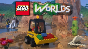 Foto LEGO Worlds XBOX ONE - Seminovo