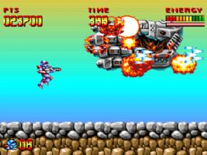Foto Super Turrican (Seminovo) Super Nintendo