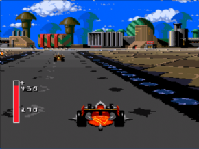 Foto Battle Cars (Seminovo) Super Nintendo