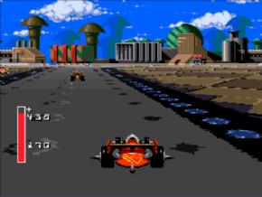 Foto Battle Cars (Seminovo) Super Nintendo
