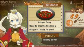 Foto Sorcery Saga: Curse of the Great Curry God Seminovo) PSVita