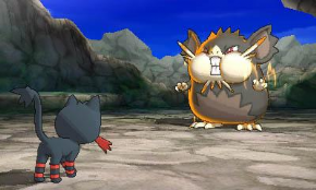 Foto Pokemon Ultra Moon 3DS