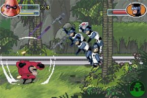 Foto The Incredibles (Seminovo) GameBoy Advance
