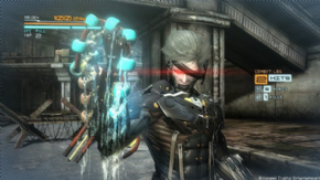 Foto Metal Gear Rising Revengeance XBOX 360 - Seminovo