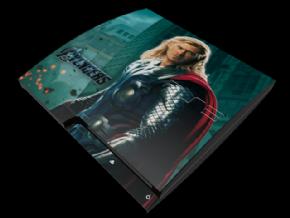 Foto Adesivo The Avengers PS3 SLIM