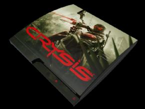 Foto Adesivo Crysis PS3 SLIM
