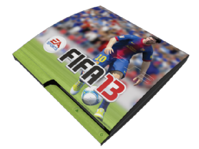Foto Adesivo FIFA PS3 SLIM