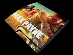 Foto Adesivo Max Payne PS3 SLIM