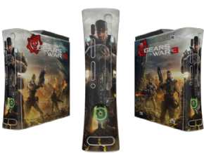 Foto Adesivo Gears of Wars XBOX360
