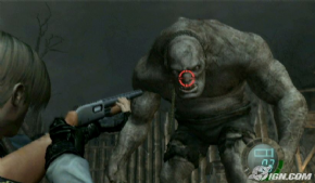 Foto Resident Evil 4 Wii