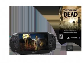 Foto PlayStation Vita Wi-Fi Bundle Walking Dead +3 Anos Garantia ZG!
