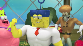 Foto Spongebob Heropants Bob Esponja (Seminovo) PSVita