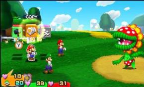 Foto Mario & Luigi: Paper Jam Bros (Seminovo) 3DS