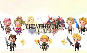 Foto Theatrhythm Final Fantasy 3DS
