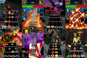 Foto Guitar Hero on Tour DS