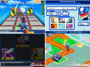 Foto Mega Man Star Force: Pegasus DS - Seminovo