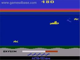 Foto Seaquest (Seminovo) Atari