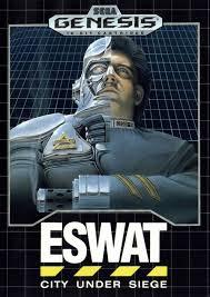 Foto Eswat (Seminovo) Mega Drive