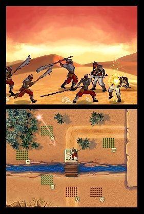 Foto Prince of Persia Battles DS
