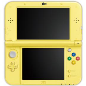 Foto New Nintendo 3DS XL Pikachu Edition + 3 Anos de Garantia ZG! PROMOÇÃO ULTIMAS UNIDADES