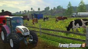 Foto Farming Simulator 15 (Seminovo) XBOX ONE