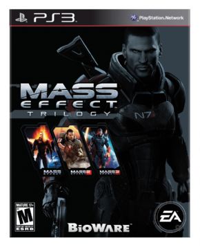 Foto Mass Effect Trilogy PS3
