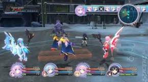 Foto Hyperdimension Neptunia PS3
