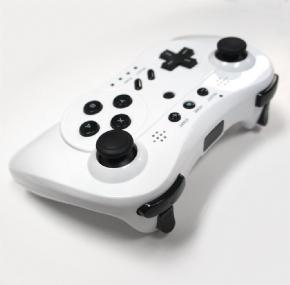 Foto Pro Controller U para Wii and Wii U - White (Seminovo)