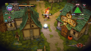 Foto The Witch and the Hundred Knight PS3