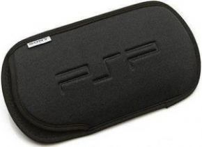 Foto Case Soft Para PSP