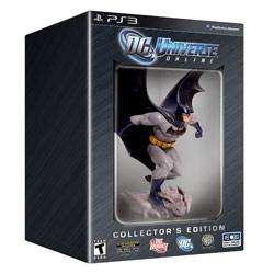 Foto  DC Universe Online Collectors Edition PS3