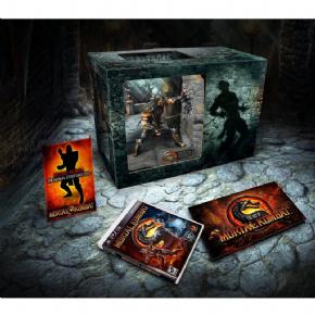 Foto Mortal Kombat Kollectors Edition PS3