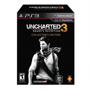 Foto Uncharted 3: Drakes Deception Collectors Edition