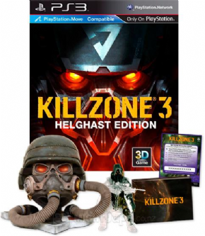 Foto Killzone 3 Helghast Edition PS3