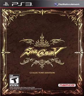 Foto Soul Calibur V Collectors Edition PS3