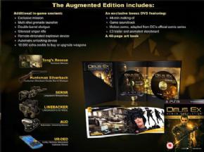 Foto Deus Ex - Human Revolution: Augmented Edition PS3