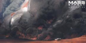 Foto Mass Effect Andromeda (Seminovo) PS4