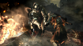 Foto Dark Souls III (Seminovo) XBOX ONE