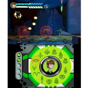 Foto Ben 10 Omniverse 3DS