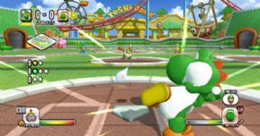 Foto Mario Super Sluggers (Seminovo) Wii