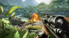 Foto Farcry The Wild Expedition XBOX 360