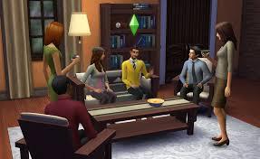 Foto The Sims 4 Expansão Ao Trabalho PC-DVD (Seminovo)