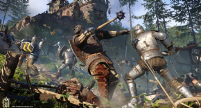 Foto Kingdom Come: Deliverance PS4