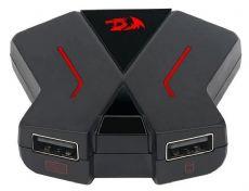 Foto Adaptador Teclado e Mouse Redragon Para Ps4 e Xbox One