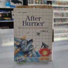Foto After Burner Tectoy Master System - Seminovo