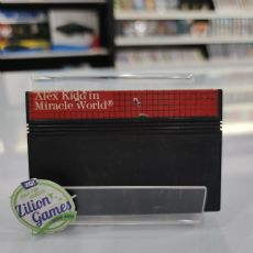 Foto Alex Kidd in Miracle World (Seminovo) Master System