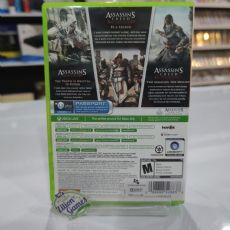 Foto Assassins Creed Ezio Trilogy XBOX360 - Seminovo
