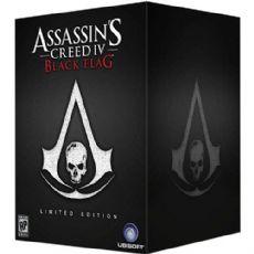 Foto Assassins Creed Iv Black Flag Limited Xbox 360 Xbox One - Seminovo