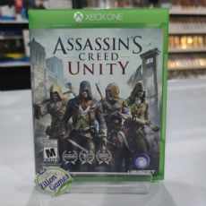 Foto Assassins Creed Unity XBOX ONE - Seminovo